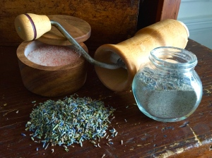 Lavender Sea Salt