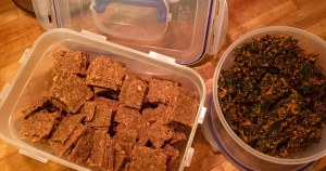Flax seed Cracker