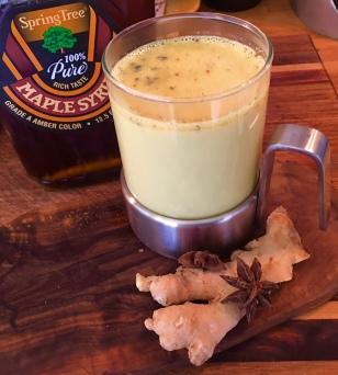 Golden Milk 1