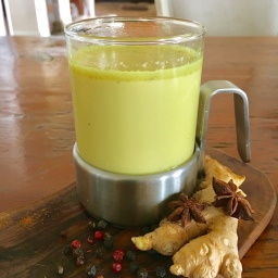 Turmeric Golden Milk, sleep aid, anxiety buster & anti inflammatory